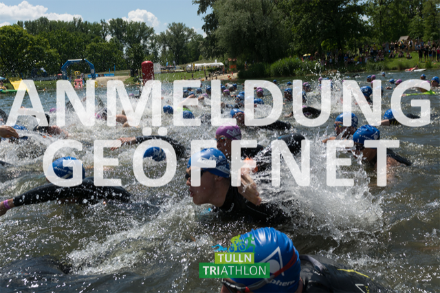 Der Tulln Triathlon 2020 - Mit neuem Bewerb und bewährten Konzept