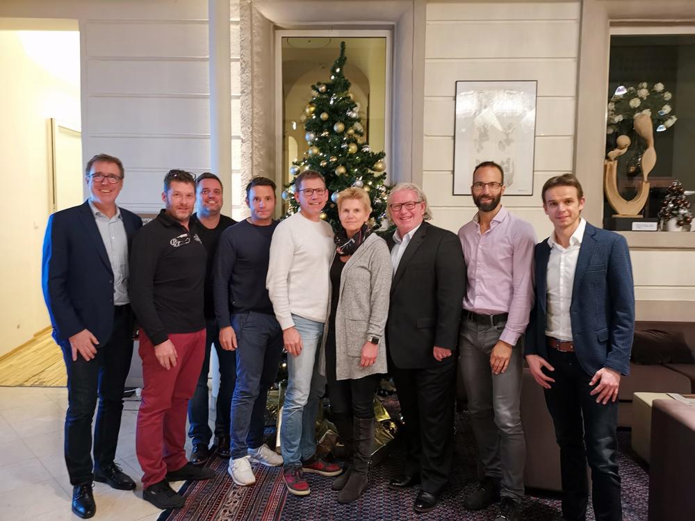 KTRV-Präsident Tammegger wiedergewählt
