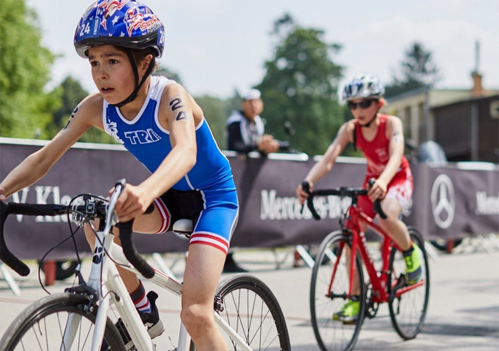 Anmeldeportal für Nachwuchsbewerbe des Klosterneuburg Triathlons geöffnet