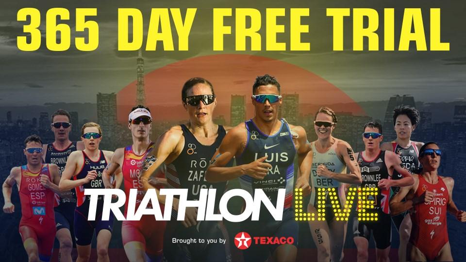 Ein Jahr gratis Triathlonlive-Probeabo