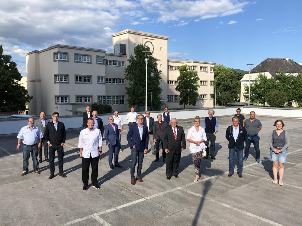 ÖTRV-Präsidium mit Zettinig an der Spitze einstimmig wiedergewählt
