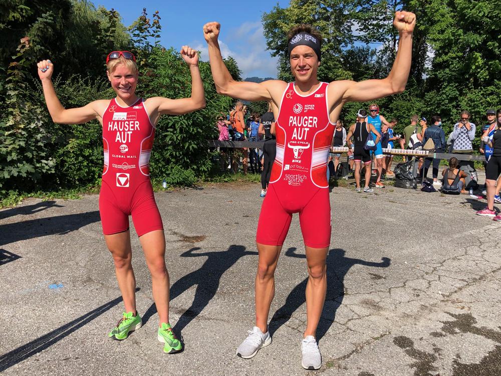 Reibungsloser Auftakt der Triathlonsaison in Gmunden