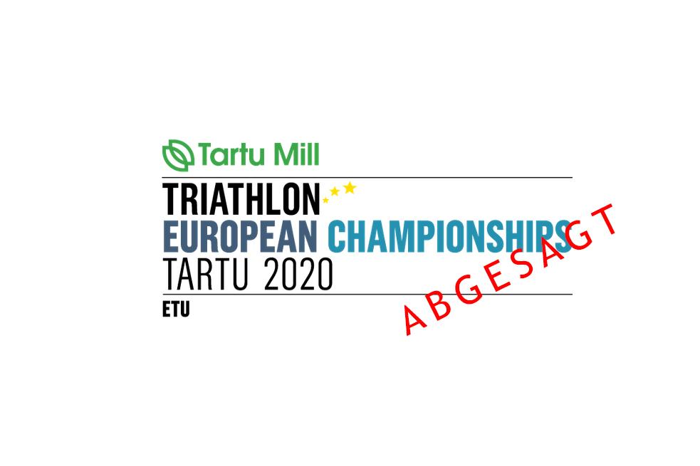 ETU Triathlon EM in Tartu abgesagt