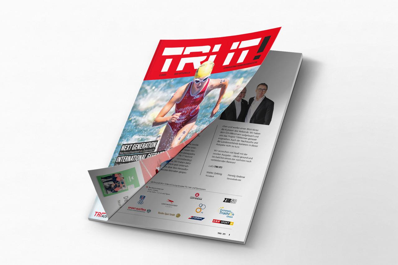 Die zweite TRI IT! Ausgabe ist online