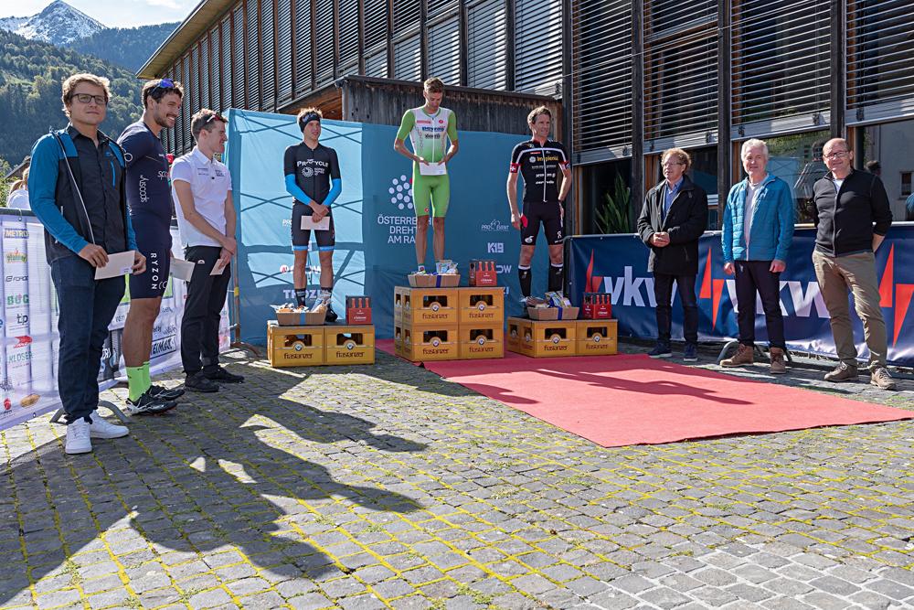 Steger holt etwas anderen Trans Vorarlberg-Sieg