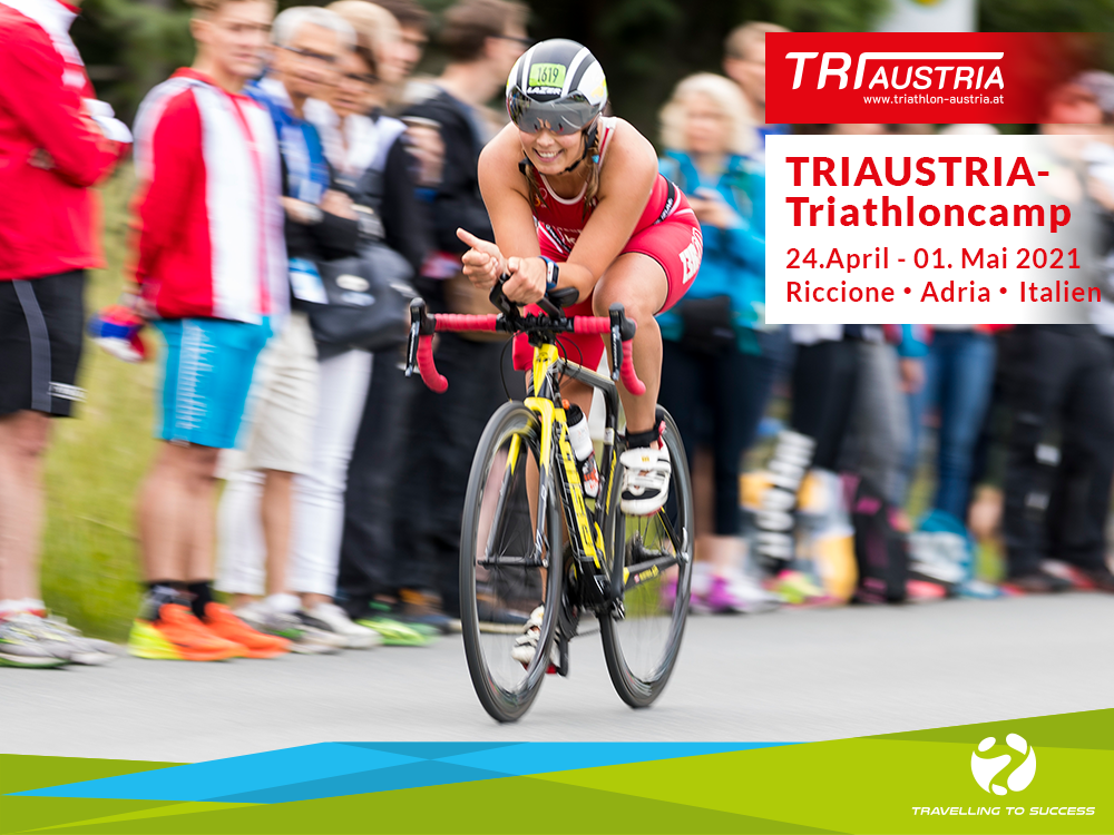 Save the date: Virtueller Infoabend TRIAUSTRIA Trainingscamp