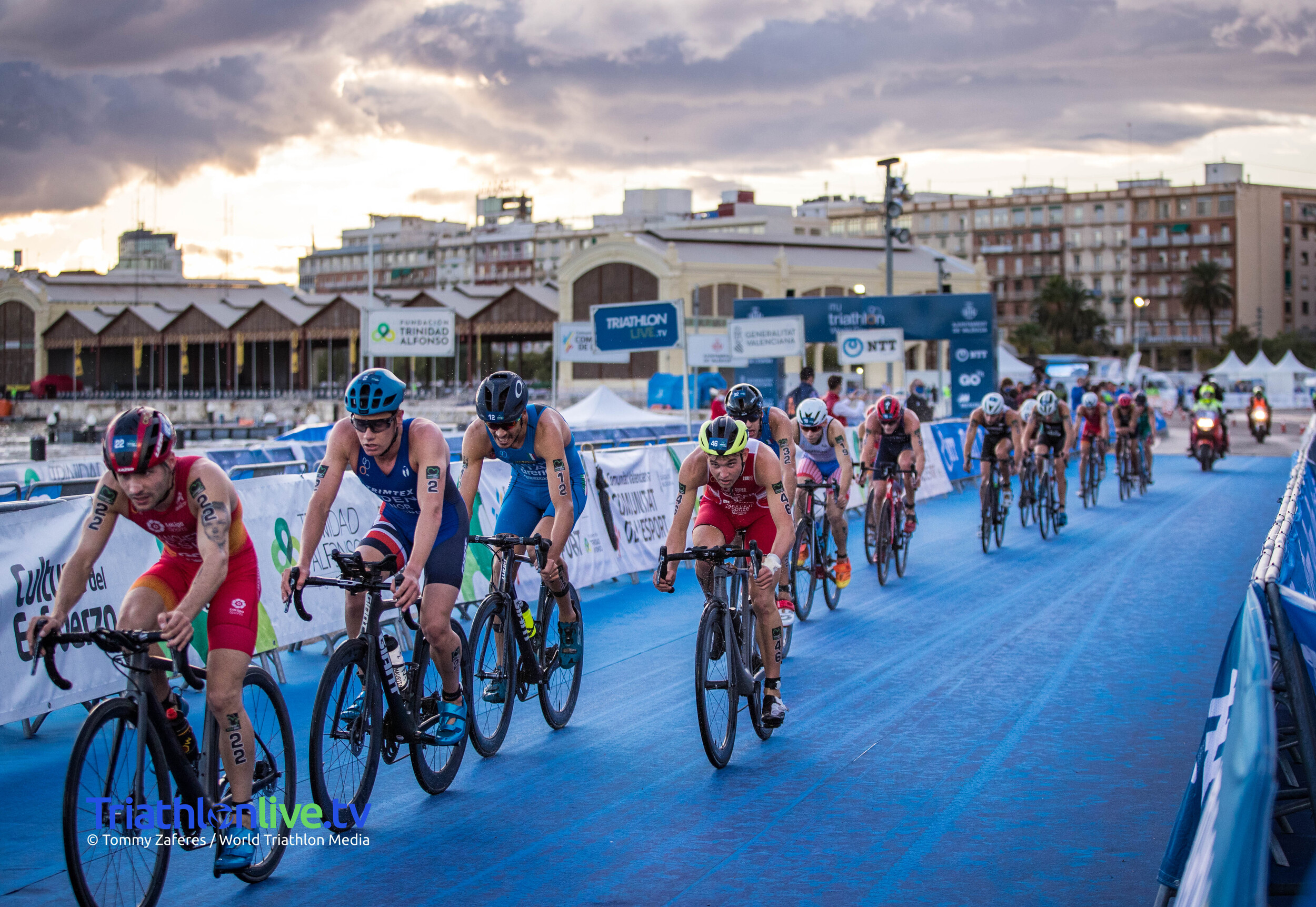 Triathlon-EM Ende September in Valencia