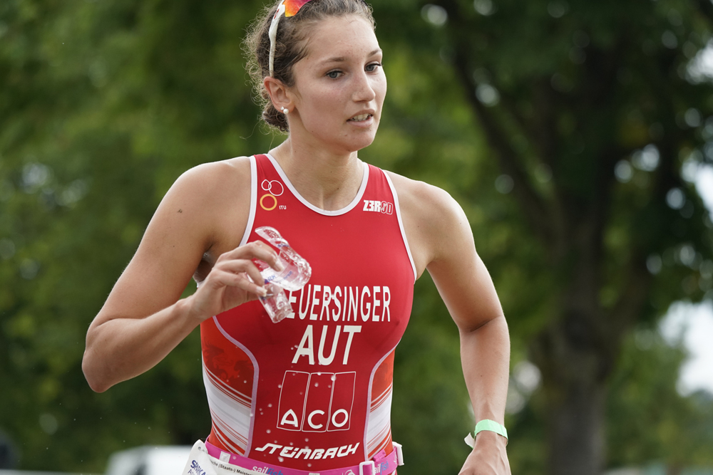 Staatsmeisterschaft Olympische Distanz in Wallsee