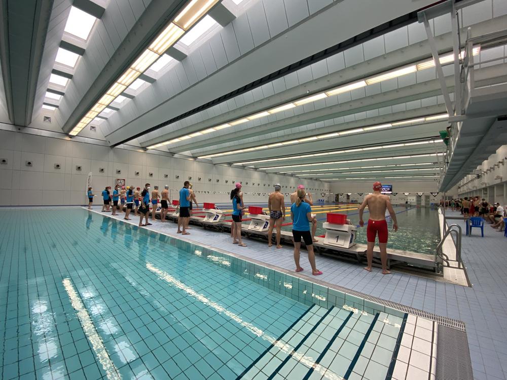Großartige Leistungen beim Swim and Run Südstadt