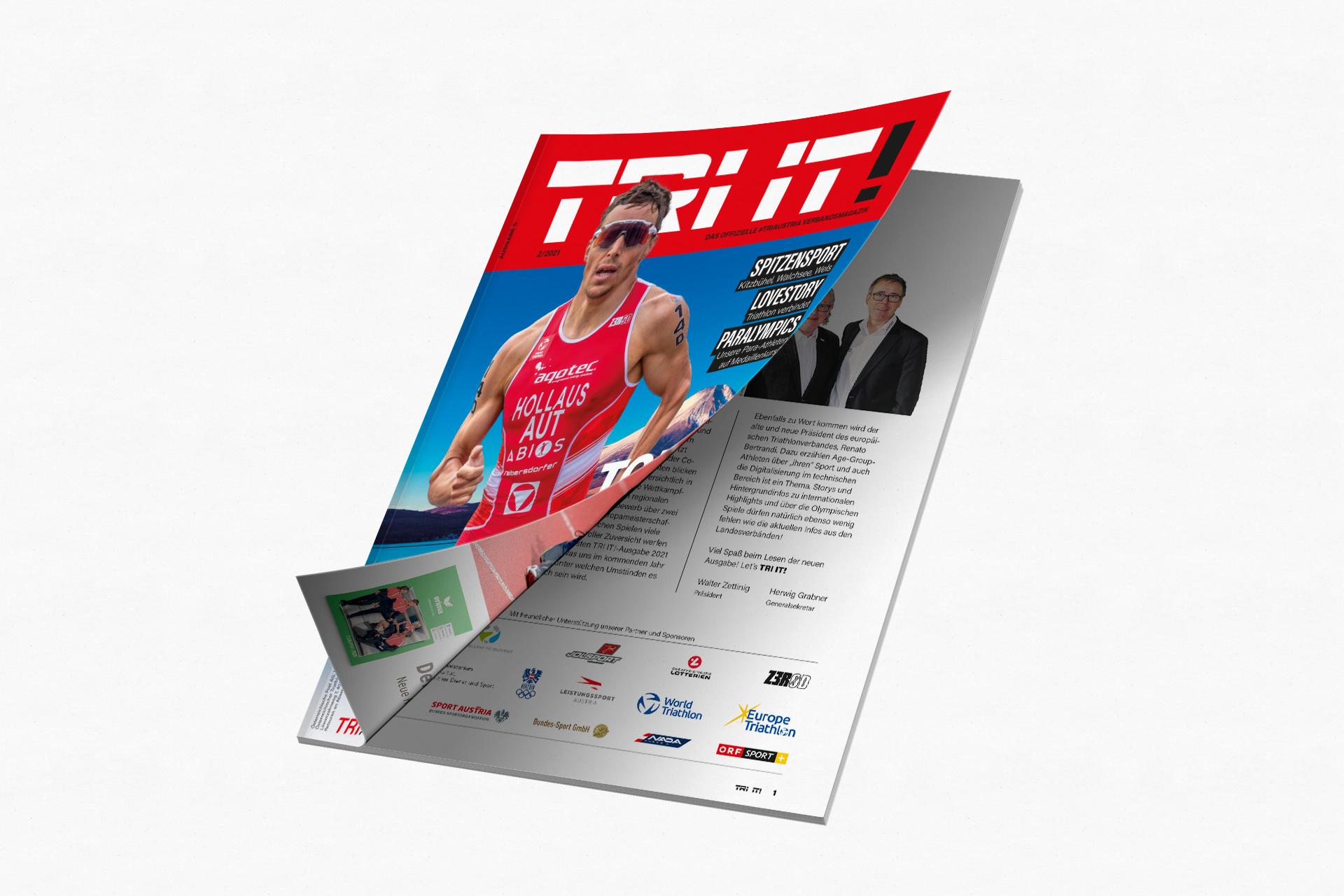 Zweite TRI IT! Ausgabe 2021 online